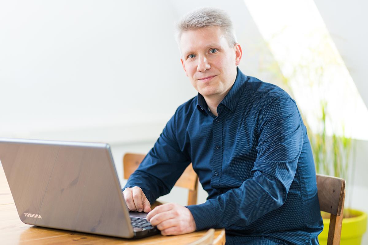 Anzeigenleiter Udo Lehner