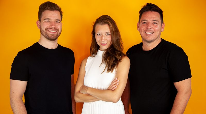 Gründerteam des Beauty Start-ups SQIN