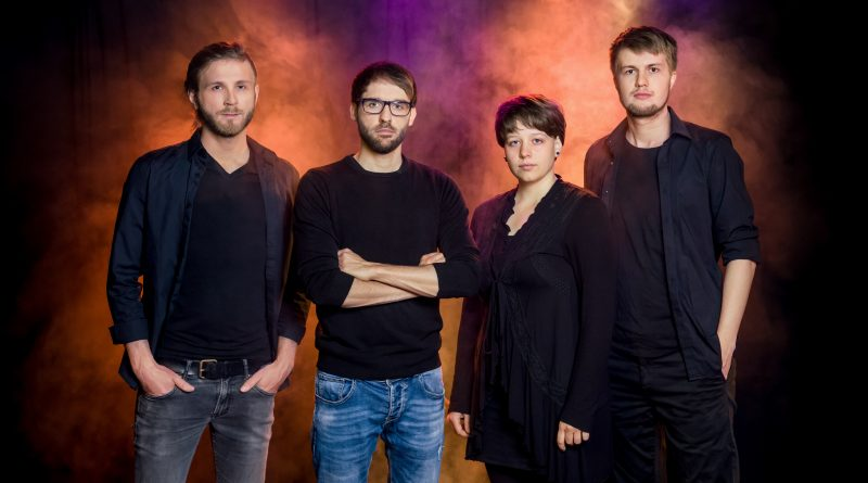 die Dresdner Band Colordrive